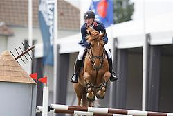 Whitaker Michael, (GBR), Glenavadra Brilliant<br /> Derby Laiterie de Montage - Region Pays de La Loire<br /> Longines Jumping International de La Baule 2015<br /> © Hippo Foto - Dirk Caremans<br /> 16/05/15