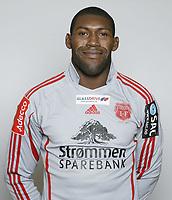Fotball , 1. divisjon , Adeccoligaen 2011,  portrett , portretter<br /> Strømmen<br /> <br /> Duwayne Kerr