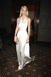 POPPY DELEVINGNE at a party to celebrate the launch of the Astley Clarke Fine Jewellery Collection held at The Connaught hotel, London W1 on 28th February 2008.<br />
