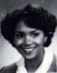 Mar 13, 2002; Cleveland, OH, USA; (FILE PHOTO) Actress HALLE BERRY in her junior yearbook photo from Bedford High School in Cleveland, Ohio in 1983..  (Credit Image: AdMedia/ZUMAPRESS.com)
