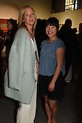 ANNE MARIE GOE; ZOE WONG, The Arthur Cox Irish Fashion Showcase 2015,  Irish based designers chosen to be part of this year's Arthur Cox Irish Fashion Showcases The Mall Galleries, London. 13 May 2015.
