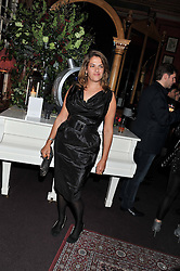 TRACEY EMIN at the 39th birthday party for Nick Candy in association with Ciroc Vodka held at 5 Cavindish Square, London on 21st Januatu 2012.