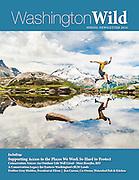 Washington Wild: Cover (Spring 2016)