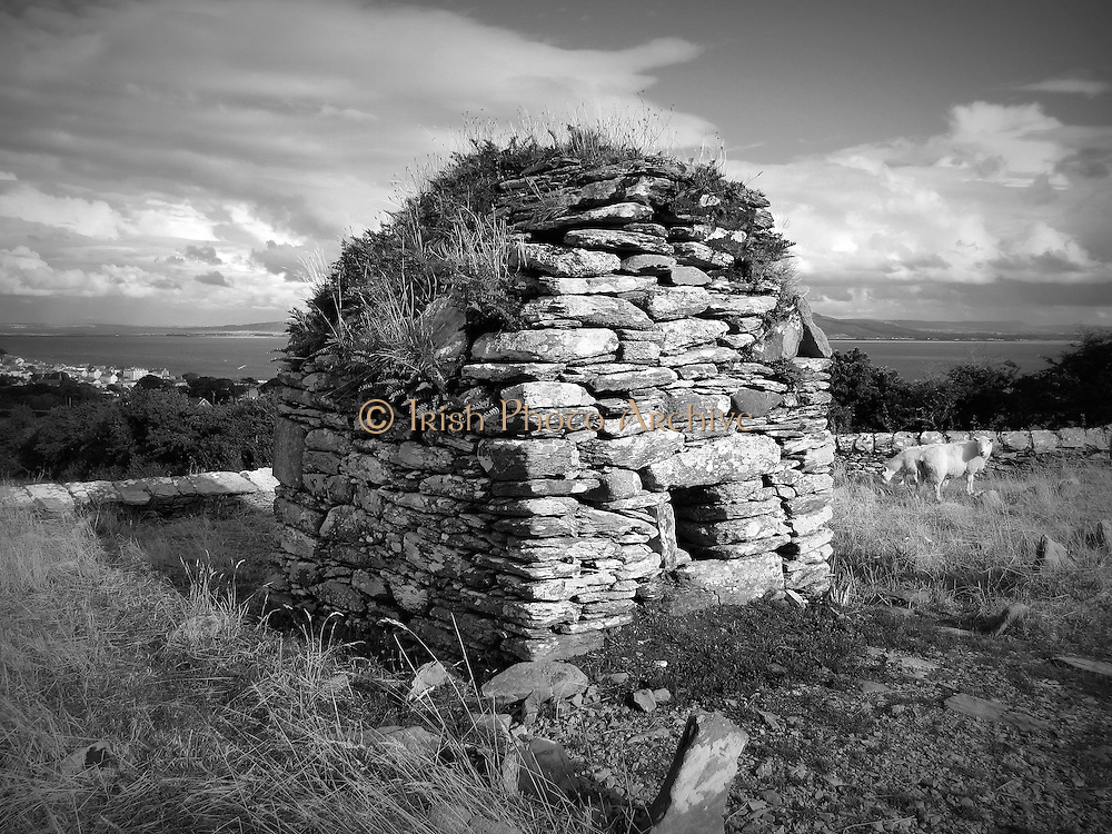 Skull House, Moville, Donegal, c.6th century a.d,