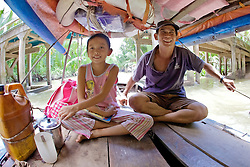 Boatman and His Daughter