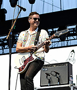 Allen Stone Band at Fivepoint Amphitheatre in Irvine Ca. on June 16th, 2019
