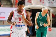DESCRIZIONE : Varese Campionato Lega A 2011-12 Cimberio Varese Benetton Treviso<br /> GIOCATORE : Yakhouba Diawara esultanza Pistola<br /> CATEGORIA : Ritratto Esultanza Super<br /> SQUADRA : Cimberio Varese<br /> EVENTO : Campionato Lega A 2011-2012<br /> GARA : Cimberio Varese Benetton Treviso<br /> DATA : 03/01/2012<br /> SPORT : Pallacanestro<br /> AUTORE : Agenzia Ciamillo-Castoria/G.Cottini<br /> Galleria : Lega Basket A 2011-2012<br /> Fotonotizia : Varese Campionato Lega A 2011-12 Cimberio Varese Benetton Treviso<br /> Predefinita :