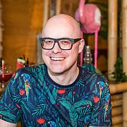 NLD/Overveen/20170330 - Gabbers presenteren nieuwe show, Philip Geubels