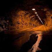 Wawona Tunnel at Springtime Dawn,Yosemite National Park