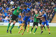 Shrewsbury Town v Scunthorpe United 300917