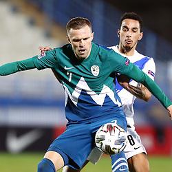 20201118: GRE, Football - UEFA Nations League 2020, Greece vs Slovenia