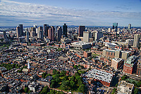 North End, Downtown & Back Bay