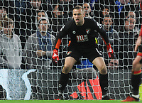 Football - 2016 / 2017 Premier League - Chelsea vs. AFC Bournemouth<br /> <br /> Artur Boruc of Bournemouth at Stamford Bridge.<br /> <br /> COLORSPORT/ANDREW COWIE