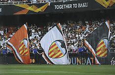 Valencia v Arsenal - 09 May 2019