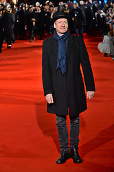 © Licensed to London News Pictures. 06/02/2018. London, UK. DAVID THEWLIS attends the world film premiere of The Mercy. Photo credit: Ray Tang/LNP