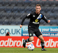 Blackburn Rovers' Jack Byrne in action during todays match  <br /> <br /> Photographer David Shipman/CameraSport<br /> <br /> Football - The EFL Sky Bet Championship - Wigan Athletic v Blackburn Rovers - Saturday 13th August 2016 - DW Stadium - Wigan<br /> <br /> World Copyright © 2016 CameraSport. All rights reserved. 43 Linden Ave. Countesthorpe. Leicester. England. LE8 5PG - Tel: +44 (0) 116 277 4147 - admin@camerasport.com - www.camerasport.com