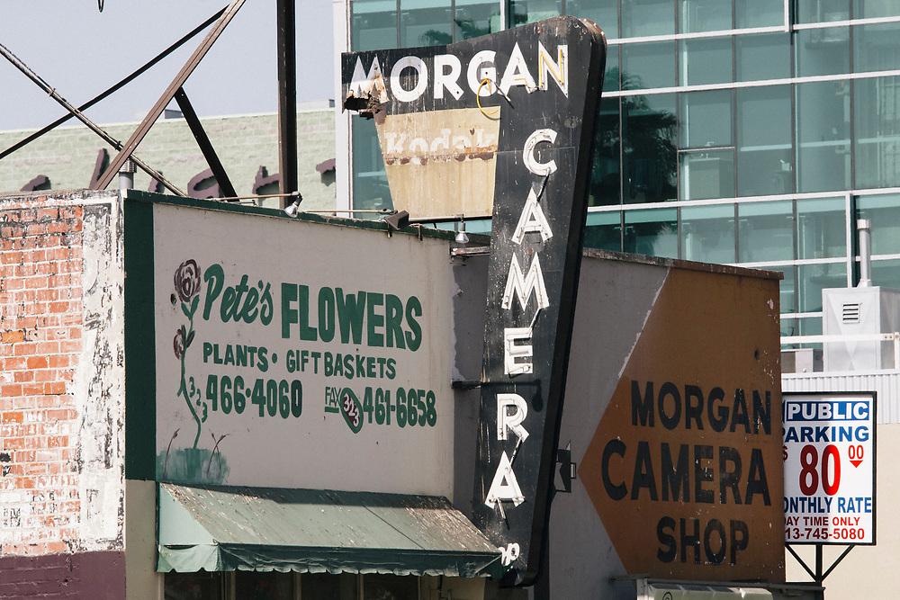 Street Photography, Los Angeles, California