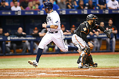 The Baltimore Orioles v The Tampa Bay Rays - 29 Sept 2017