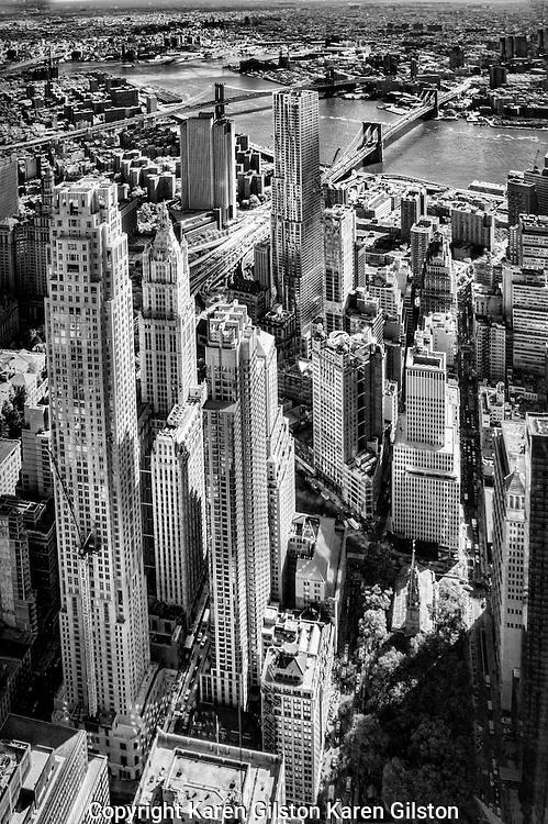 B&W city images Cityscape