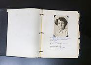 1953 4-H Record Book Leona Johnson