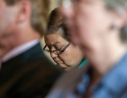 Pictured: Jackie Baillie<br />Gordon Brown addressed thenew Scottish think tank seminar today.  He was joined by Shadow Scottish secretary Lesley Laird and Scottish Labour leader Richard Leonard who also spoke at the inaugural meeting of Our Scottish Future<br /><br />Ger Harley | EEm 30 August 2019