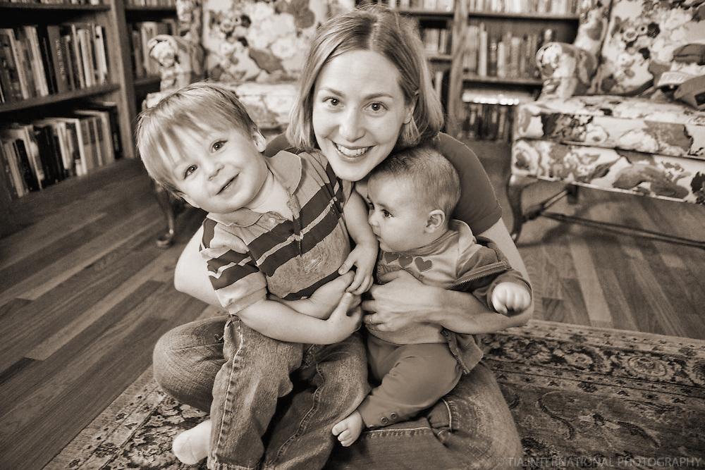 Family Portrait, Denver, Colorado