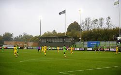 General views inside the stadium- Mandatory by-line: Nizaam Jones/JMP - 03/10/2020 - FOOTBALL - the innocent [insert name here] stadium - Nailsworth, England - Forest Green Rovers v Walsall - Sky Bet League Two