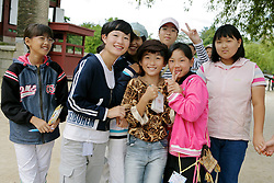 Korean Children, Gyeongbok Palace