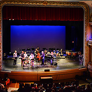 PMAC Jazz Ensemble performs at the PARMA Music Festival Main Event concert, Saturday, August 17, 2013, at the Music Hall in Portsmouth, NH
