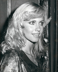 Sep. 09, 1978 - Premiere Of ''Grease'': The British premiere of the film ''Grease'' starring John Travolta and Olivia Newton-John was shown at the Empire Leivester Squuare last night. Photo shows Co-star of ''Grease Olivia Newton-John seen at the party after the showing of the film in the Lyceum in the Strand. (Credit Image: © Keystone Press Agency/Keystone USA via ZUMAPRESS.com)