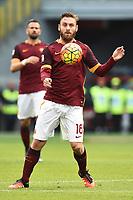 Daniele De Rossi Roma <br /> Roma 29-11-2015 Stadio Olimpico Football Calcio 2015/2016 Serie A AS Roma - Atalanta Foto Andrea Staccioli / Insidefoto