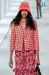 Michael Kors Spring 2019 Ready-to-Wear Collection at New York Fashion Week in New York, USA on September 12, 2018. 12 Sep 2018 Pictured: Michael Kors. Photo credit: GOL/Capital Pictures / MEGA TheMegaAgency.com +1 888 505 6342