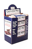 Dog Gone Smart Pet Products' Cat Litter Mat display box.
