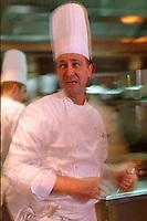 Chef Marc Haeberlin, Auberge de l'Ill
