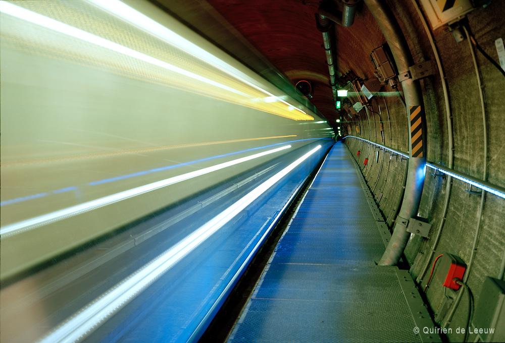 RET metro rotterdam
