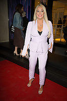 Kirsty Leigh Porter at the Broadcast Awards, Grosvenor Hotel London. 05.02.20
