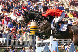 Hough Lauren, USA, Clasiko<br /> Olympic Games Sydney 2000<br /> © Hippo Foto - Dirk Caremans<br /> 26/10/2000