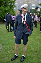 Stephen Jones at the Dulwich Picture Gallery's inaugural Summer Party, Dulwich Picture Gallery, College Road, London England. 13 June 2017.