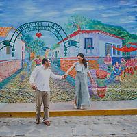 Carolina y Enrique Embarazo