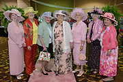 The 2017 Hats for Hope, a cocktail evening benefitting Kosair Charities that features a silent auction of new, designer and gently used Derby hats, tantalizing gift baskets and other donated services and merchandise Thursday April 20, 2017 in the Louisville Triple Crown Conference Center at1776Plantside Drive in Louisville, Ky. (Photo by Brian Bohannon)