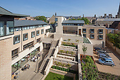 May 2014. Pembroke College, New Build