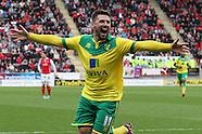 Rotherham United v Norwich City 250415
