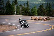 Pikes Peak International Hill Climb 2014: Pikes Peak, Colorado. Guy Martin 8