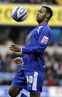 Millwall vs Southampton League 1 16/01/2010<br /> Pic Nicky Hayes/Fotosports International<br /> Millwall midfielder Liam Trotter in action.