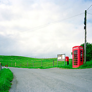 This kiosk is in: Brynafon, Pontrhydygroes, Caredigion, Wales. <br /> Phone number: 01974 282230