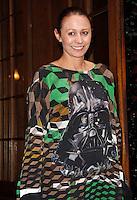 Caroline Rush, UN x WIE Awards Gala Dinner, Goldsmiths Hall, London UK, 27 April 2015, Photo By Brett D. Cove