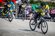 10 Boys #2 (MILLS Bailey) AUS at the 2018 UCI BMX World Championships in Baku, Azerbaijan.