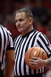 07 January 2018:  Kelly Self during a College mens basketball game between the Missouri State Bears and Illinois State Redbirds in Redbird Arena, Normal IL
