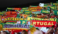Koln 11/6/2006 World Cup 2006<br /> <br /> Angola Portugal - Angola Portogallo 0-1<br /> <br /> Photo Andrea Staccioli Graffitipress<br /> <br /> Tifosi portoghesi
