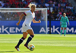 United States Abby Dahlkemper during the France 2019 Women's World Cup Group F football match between USA and Chile, on June 16, 2019, at the Parc des Princes stadium in Paris. Photo by Christian Liewig/ABACAPRESS.COM